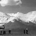 Аэродром в Ачик-Таше