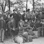 1970г., май, Ак-Сай. Политехи-третьеразрядники