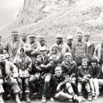 1972г., август, Юго-Западный Памир. Политехи-перворазрядники