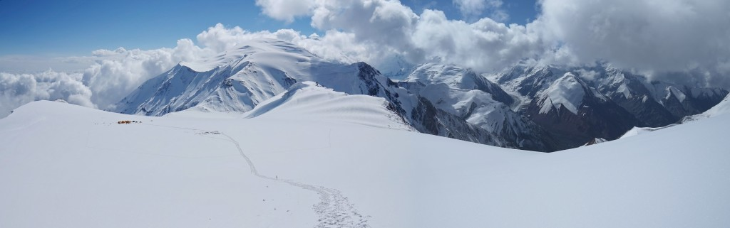 Панорама ледника 2