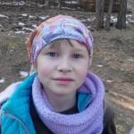 Самый молодой строитель Антонина Даничкина.