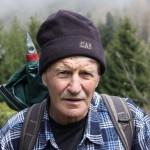 Ветеран киргизского альпинизма Александр Фаустов.
