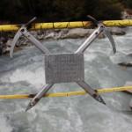 Теперь каждый посетитель парка сможет поблагодарить строителя моста Сергея Якиманского, добрым словом.